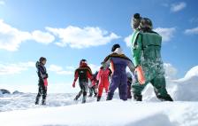 Drift Ice Walk/ Drift Ice Diving